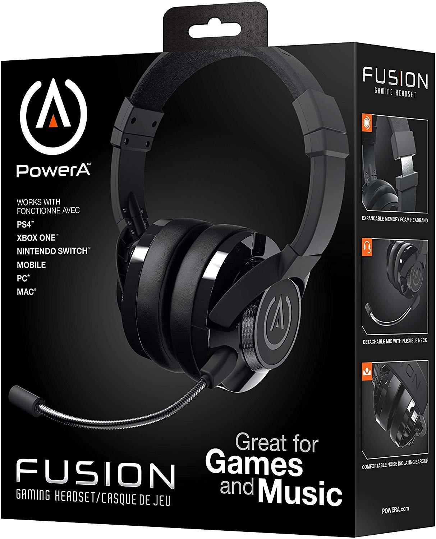 PowerA - Auriculares Para Videojuegos