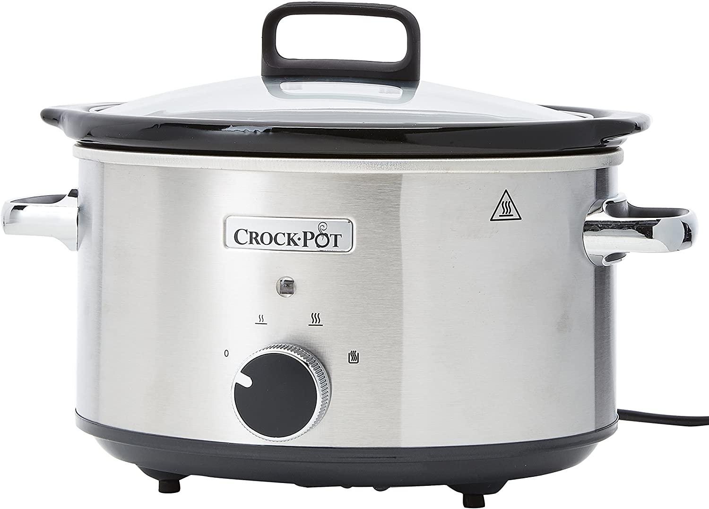 Crock Pot CSC028X-01 Olla de Cocción, 3.5L
