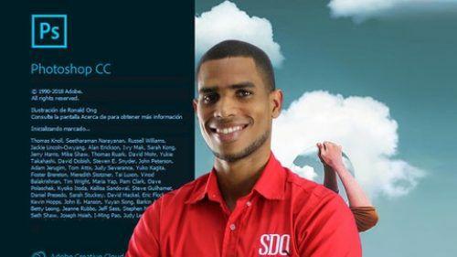 Adobe Photoshop CC para Principiantes. Básico hasta EXPERTO, en español