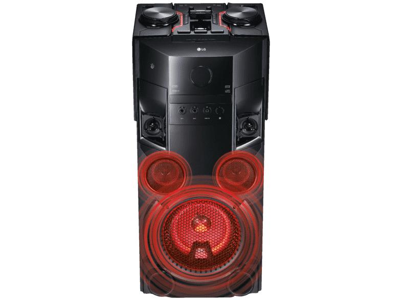 Altavoz LG XBOOM La Bestia OM5560 500W