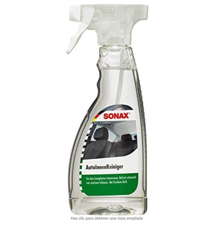 Limpiador interior para coche Sonax 500ml