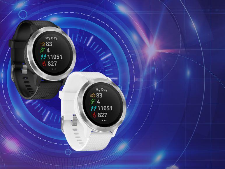 Reloj GPS con pulsómetro Vivoactive 3 Garmin