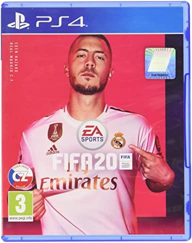 FIFA 20 PS4 2º Mano Version Czech