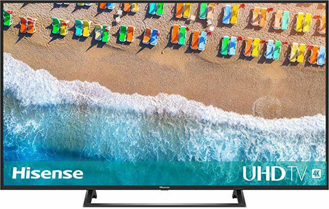 Hisense H55BE7200 - Smart TV 55' 4K Ultra