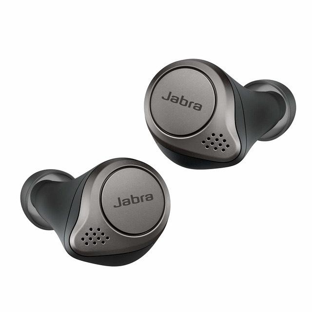 Jabra Elite 75T True Wireless Titanio