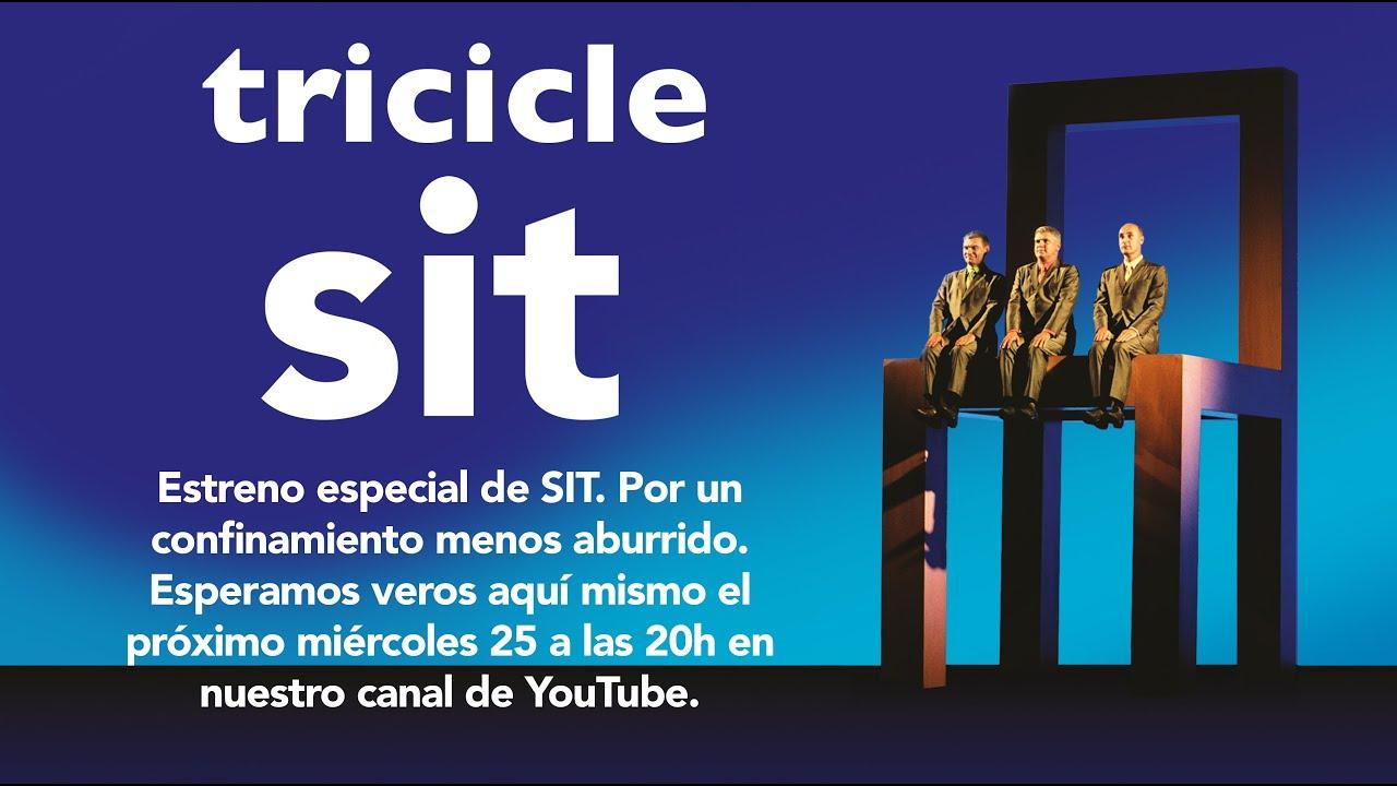 Tricicle suben 8 de sus espectaculos de manera gratuita #YoMeQuedoEnCasa