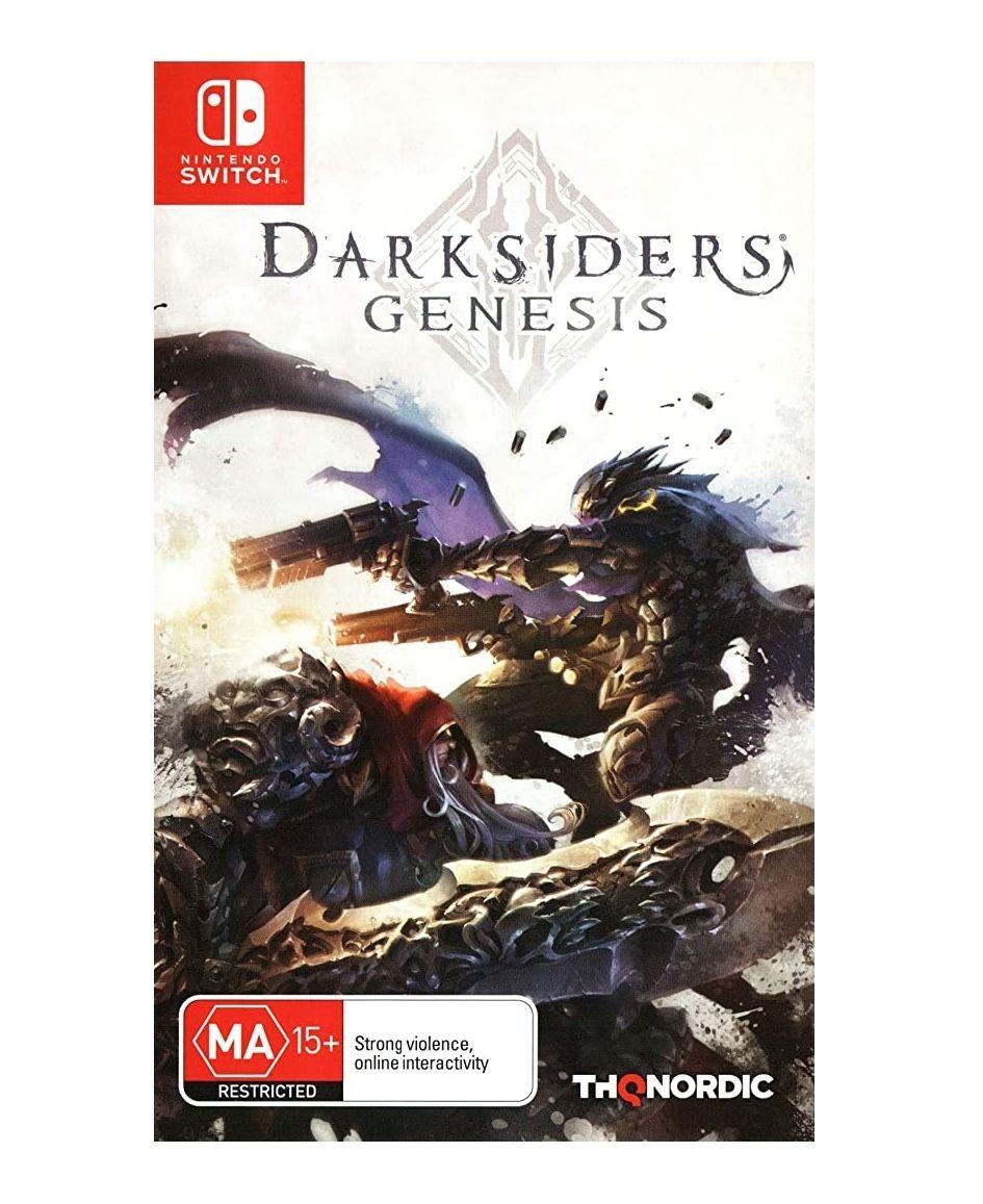 Darksiders Genesis - Nintendo Switch (Formato físico)