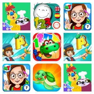 Android :: Varias apps educativas para los peques