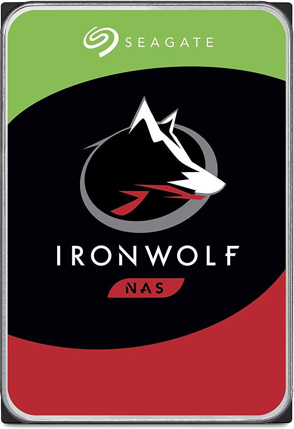 Seagate IronWolf NAS 4TB