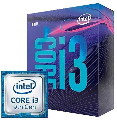 INTEL Core I3-9100F (superior al i5 6600K, sin GPU integrada)