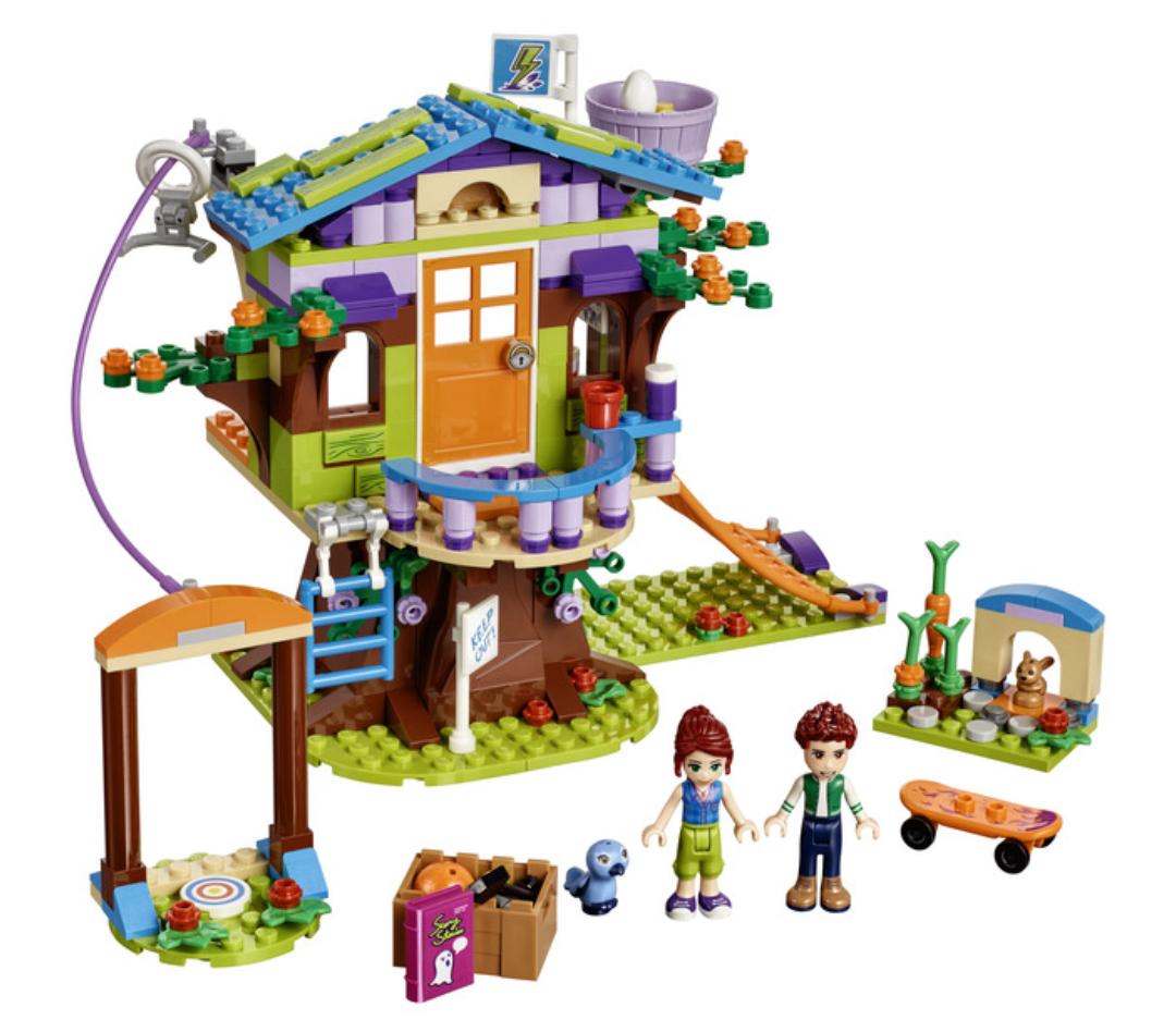Lego Friends casa en el árbol de Mia
