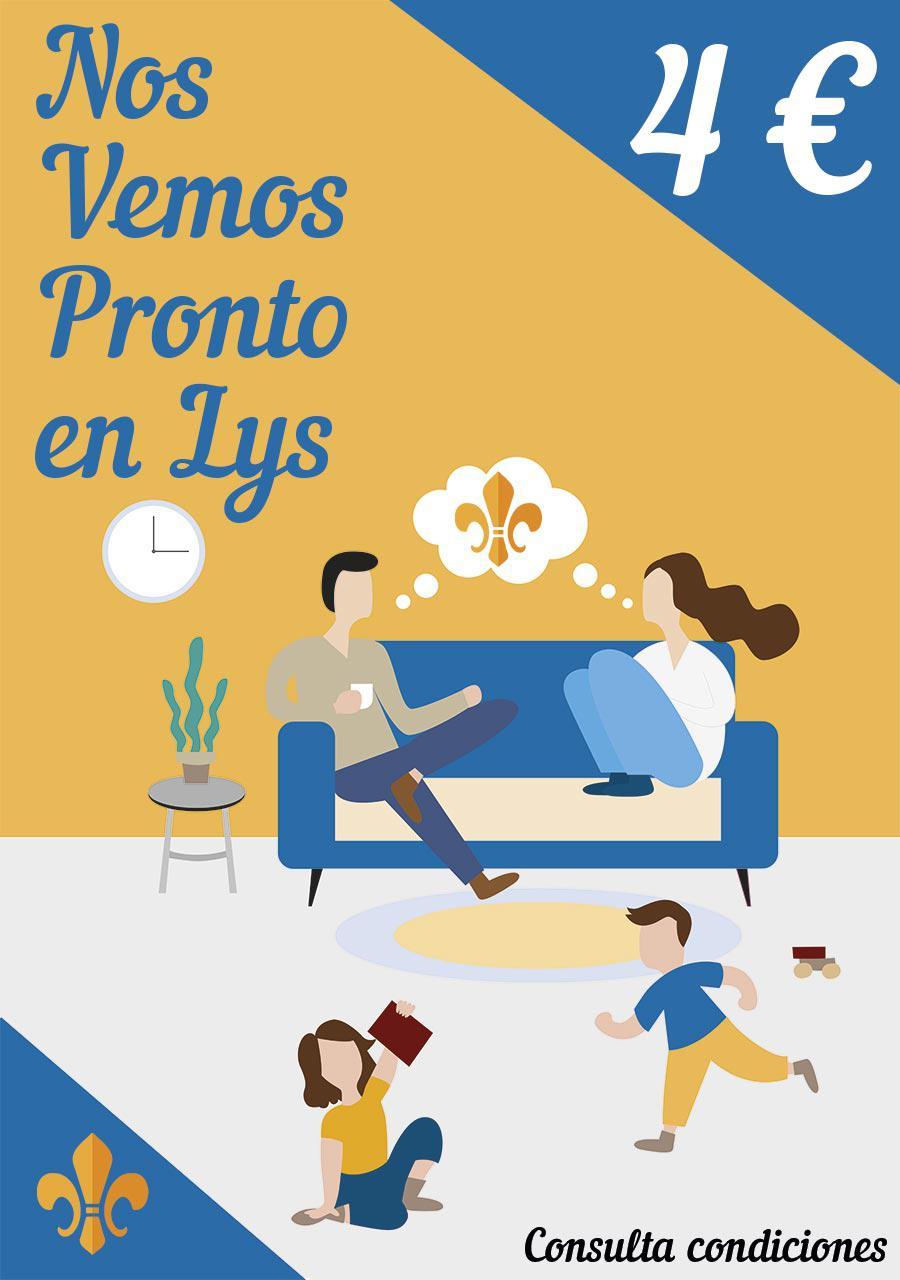 Entradas a 4€ en Cines Lys Valencia