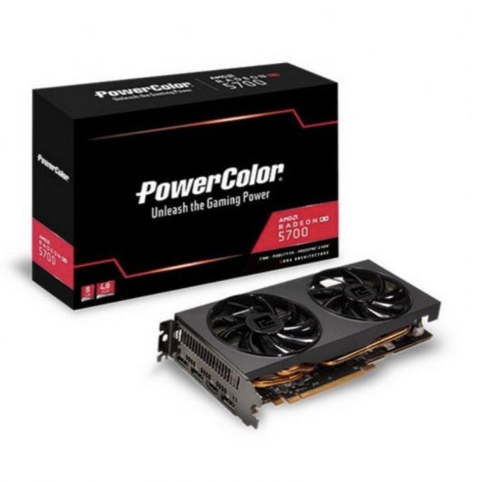 PowerColor Radeon RX 5700 OC 8GB GDDR6