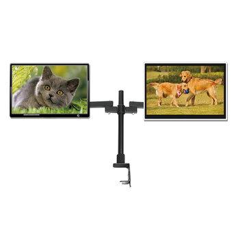 """Soporte de mesa para 2 Monitores (13"""" a 27"""")- DESDE UK"""