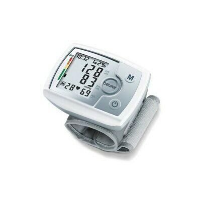 Tensiómetro BEURER BC31 Muñeca presión arterial, detención arritmia mínimo histórico