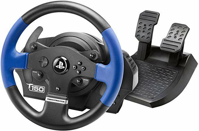 Volante PS4 / PS3 / PC