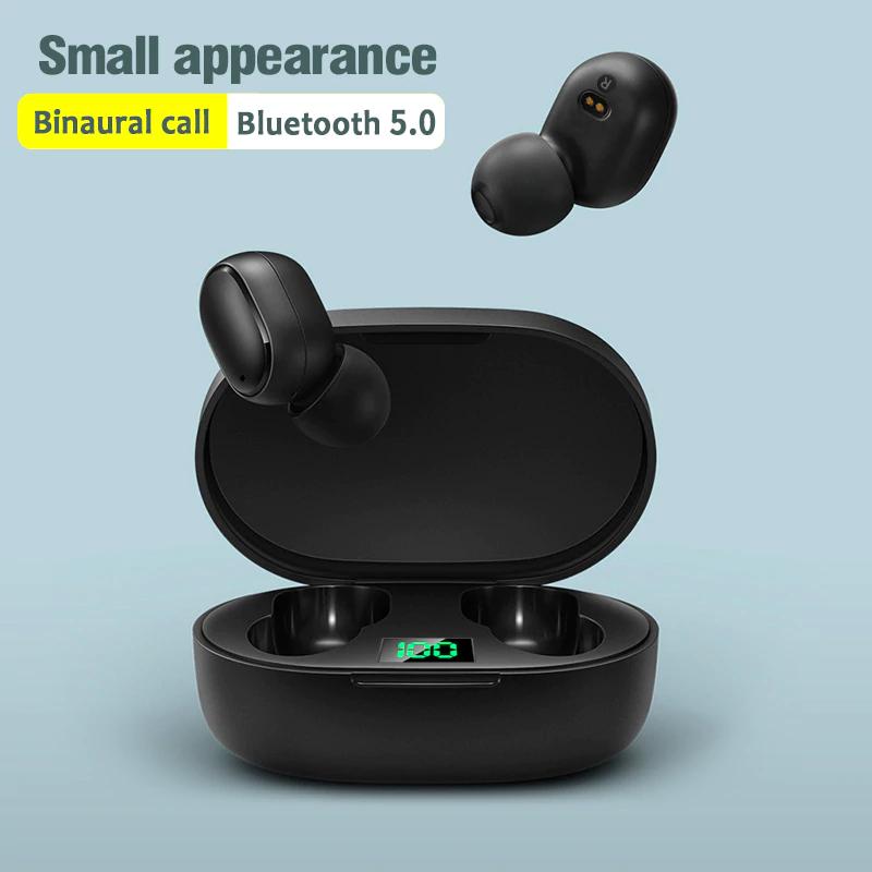 Auricular Arlado E6S TWS con Bluetooth (OJO NO SON LOS XIAOMIS SON IMITACION)