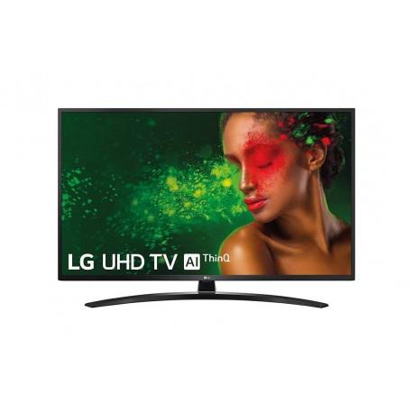"LG 43"" Ultra HD TV 4K SmartTV Inteligencia Artificial, CPU Quad Core, Sonido DTS Virtual: X"