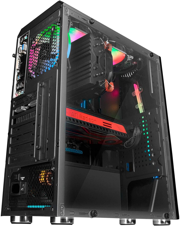 RTX 2060 SUPER 8GB/ RYZEN 1600AF/16GB 3000Mhz/SSD 1TB
