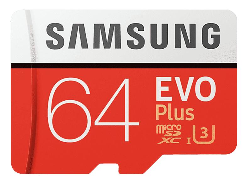 Samsung Evo Plus microSD de 64GB