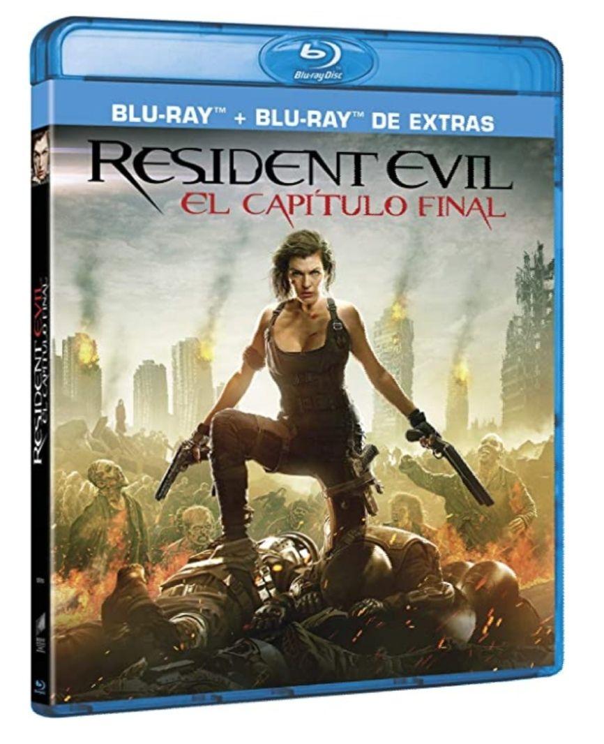 Resident Evil 6 (BD + BD Extras) [Blu-ray]