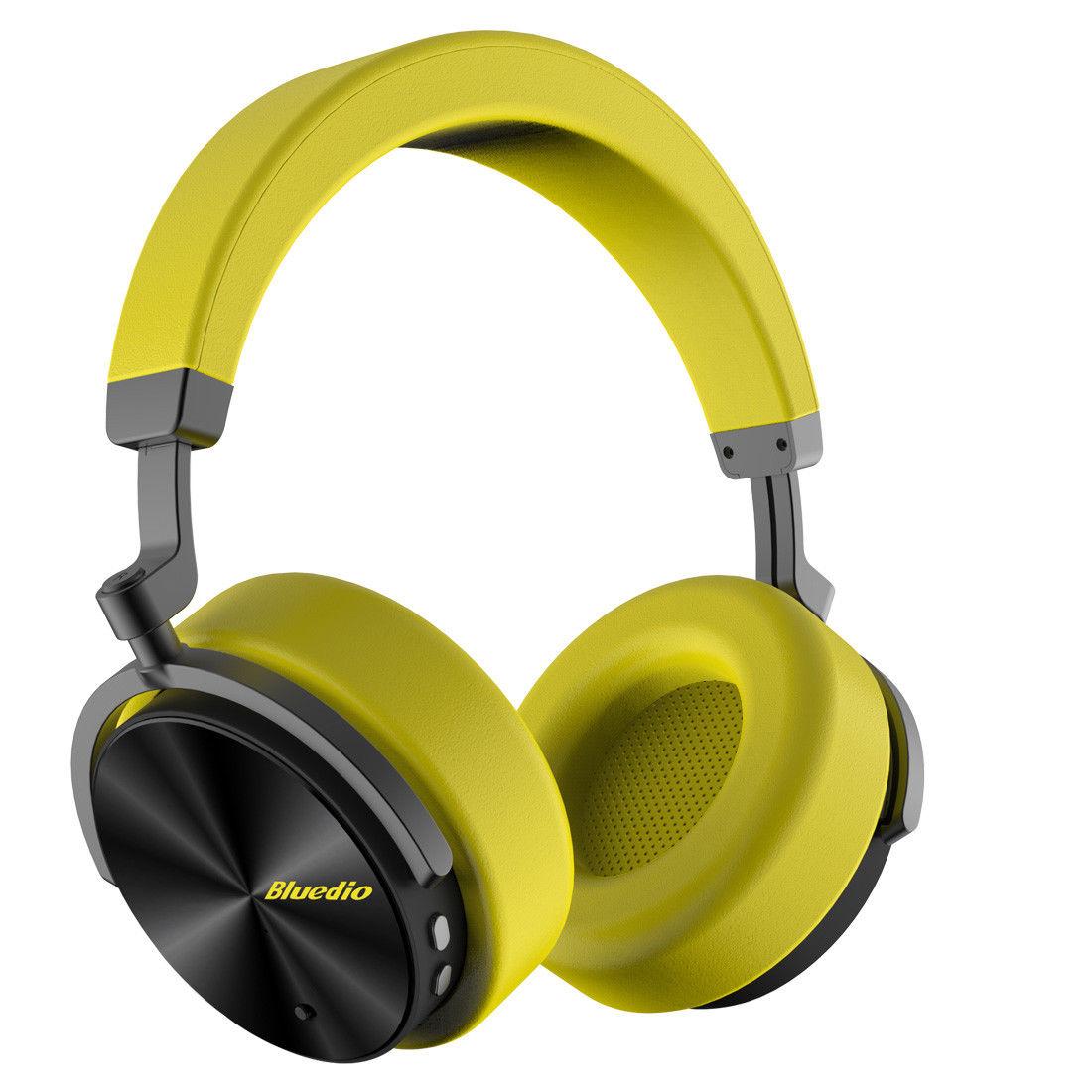 Bluedio T5 Cancelación de ruido solo 19.9€ (desde España)