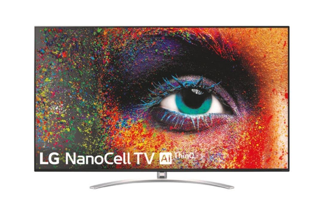 """TV LED 75"""" LG 8K, NanoCell Full Array HDR, Smart TV con Inteligencia Artificial (IA) también en MediaMarkt"""