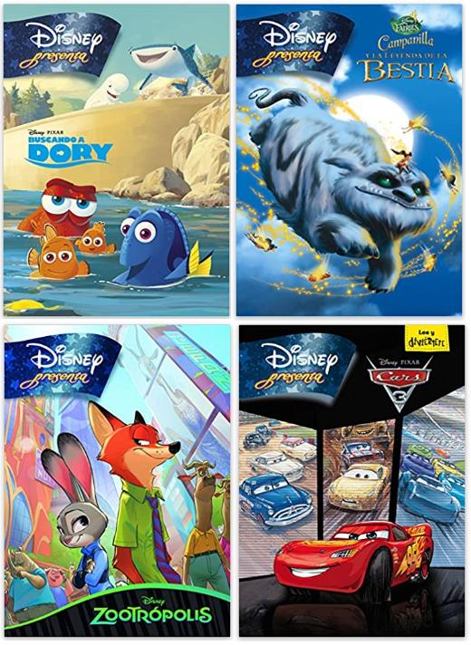 Libros infantiles Disney por solo 1.9€