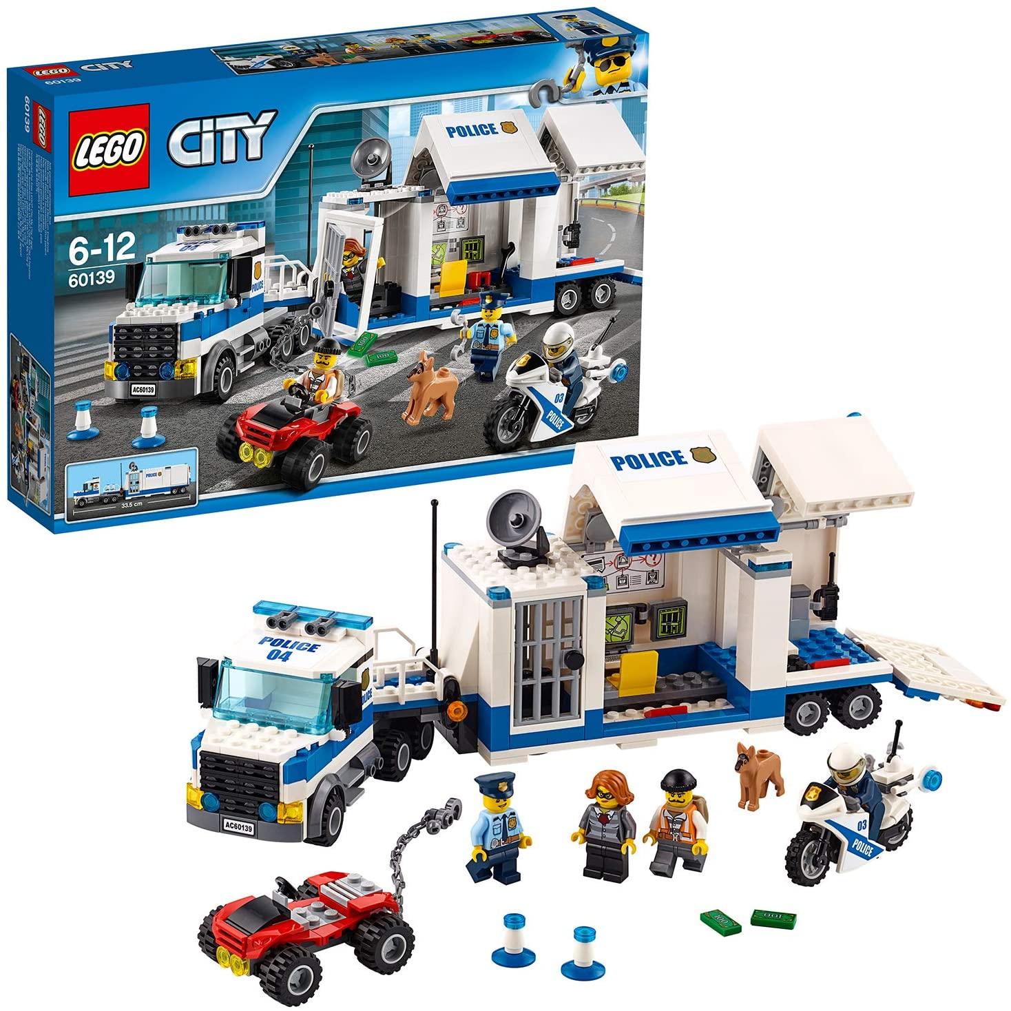 [LEGO] Centro de Control Móvil