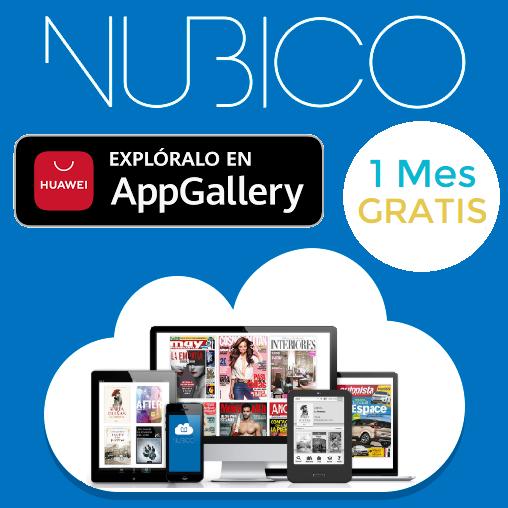 (Solo Huawei y Honor) 1 mes GRATIS LEE SIN LIMITES Nubico | Colección de ebooks