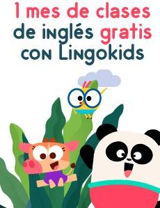 (Solo Huawei y Honor) 1 mes de clases de inglés online GRATIS con Lingokids