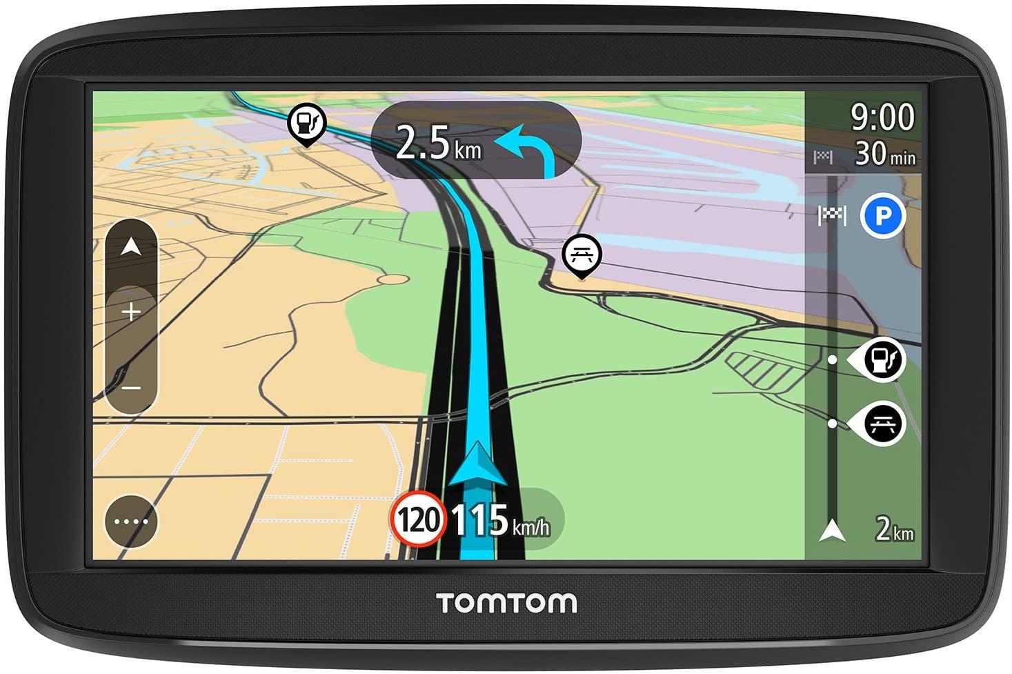 """Tomtom Start 52 - Navegador GPS (5"""" Pantalla táctil, Flash, batería)"""