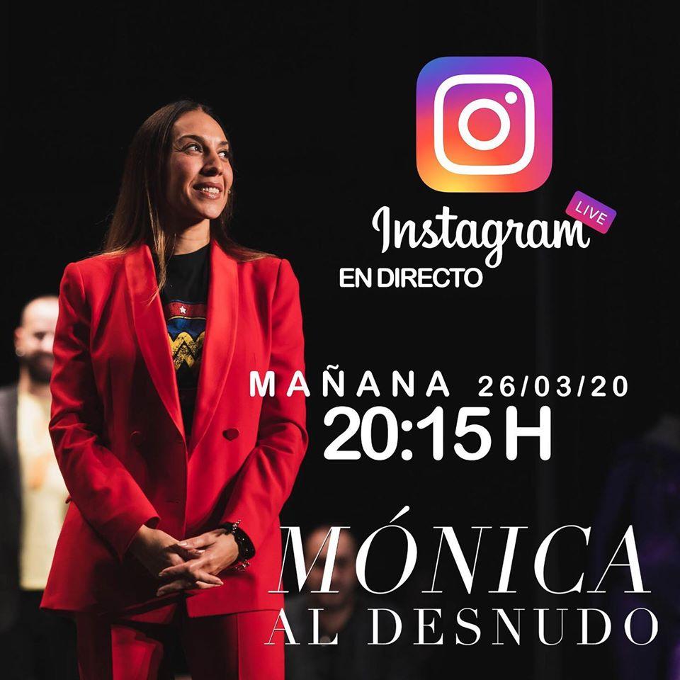 Concierto de Mónica Naranjo #Mónicaaldesnudo