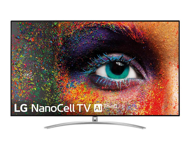 LG NanoCell 65SM9800PLA 4K Smart TV FALD