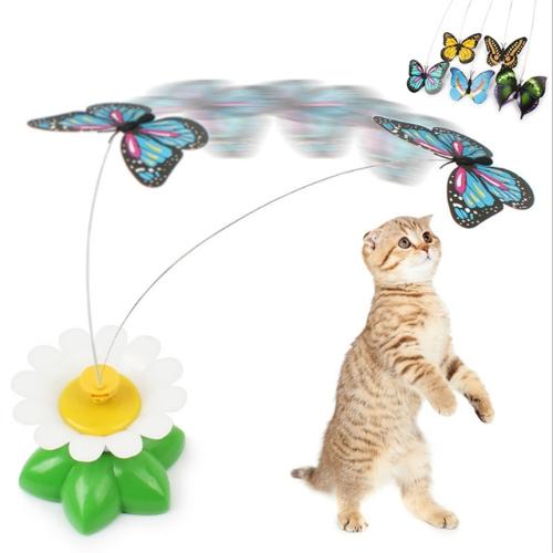 Juguete eléctrico para gato