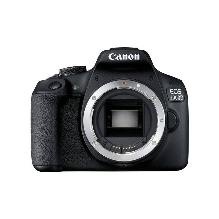 Canon EOS 2000D DSLR con Objetivo 18-55 III