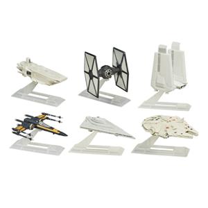 Kit Construcción Naves Star Wars, Full Metal