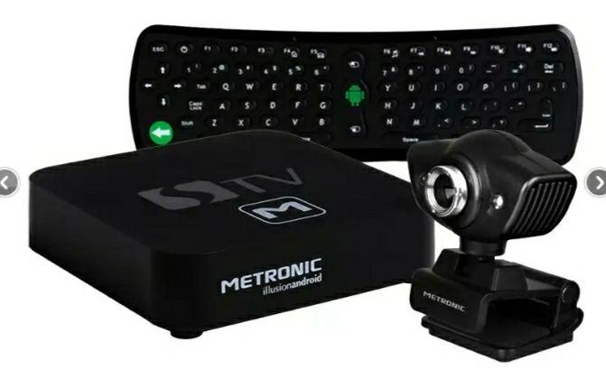 Smart TV Metronic ILLUSION WEBCAM