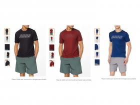 Nike M Nk DF Miler Tech SS Capsule Camiseta de Manga Corta, Hombre