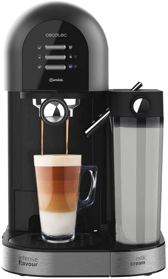 Cafetera Cecotec semiautomática Power Instant-ccino 20 Chic