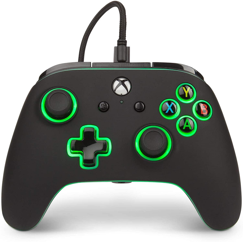 PowerA - Mando con cable mejorado (Xbox One) Licencia oficial