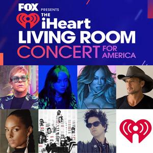 Concert For America :: Elton John, Alicia Keys, Backstreet Boys, Billie Eilish, Billie Joe Armstrong, Mariah Carey y Tim McGraw