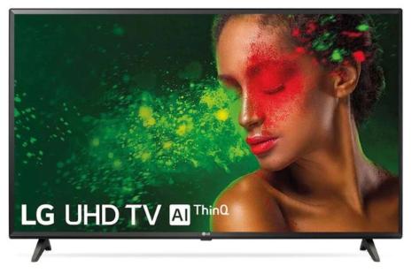 """TV LG 43"""" Smart TV 4K Inteligencia Artificial"""