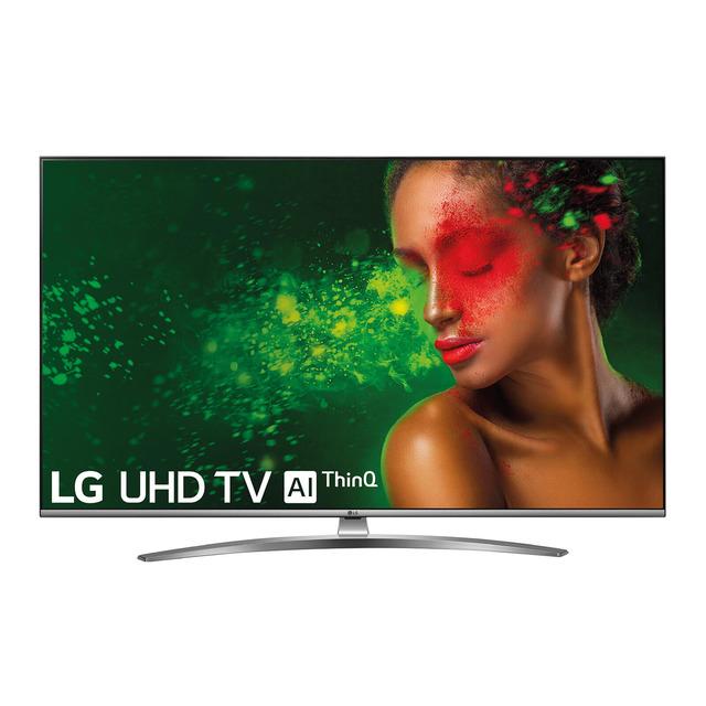 """TV LED 164 cm (65"""") LG 65UM7610 4K HDR Smart TV con Inteligencia Artificial (IA)"""