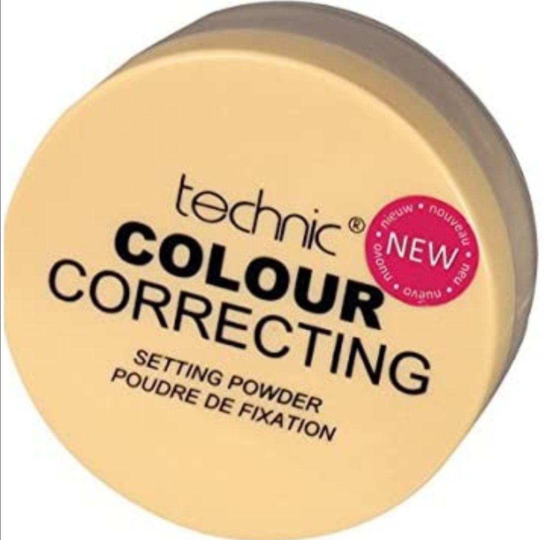 Technic ajuste de corrección de color Polvo - (PRECIO MÍNIMO HISTÓRICO)