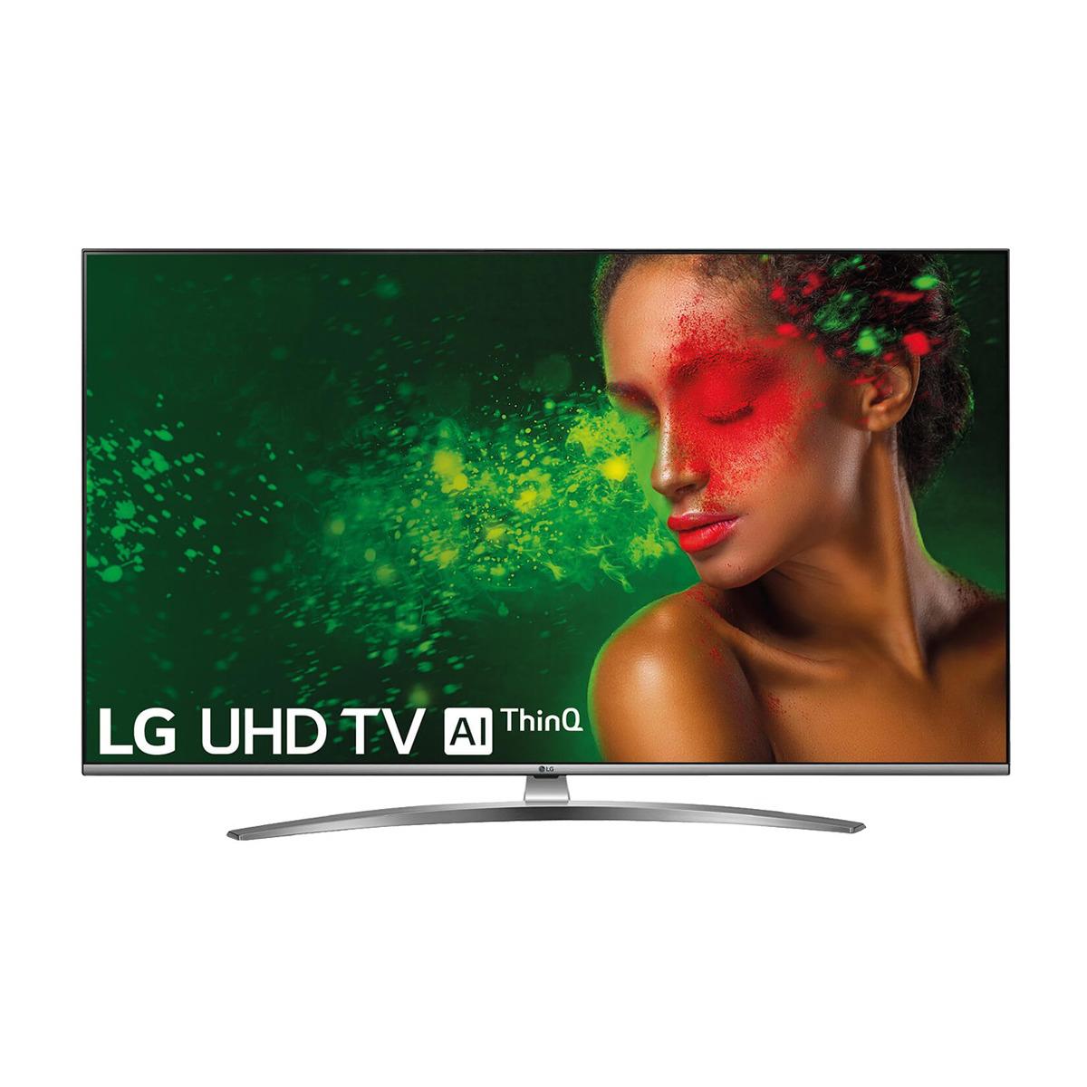"""TV LED 189 cm (75"""") LG 75UM7600 4K HDR Smart TV con Inteligencia Artificial (IA)"""