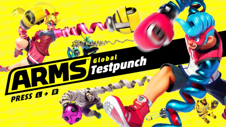 Prueba gratis ARMS Completo Nintendo Switch