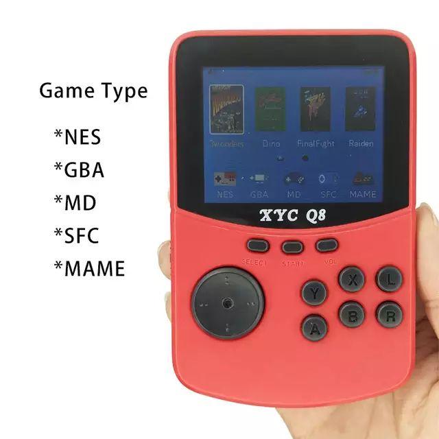 Consola portátil para NES \ MAME \ MD \ GBA \ SFC