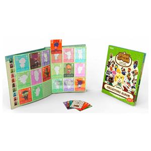 Pack Album + 3 Cartas Amiibo Animal Crossing (Compatible New Horizons)