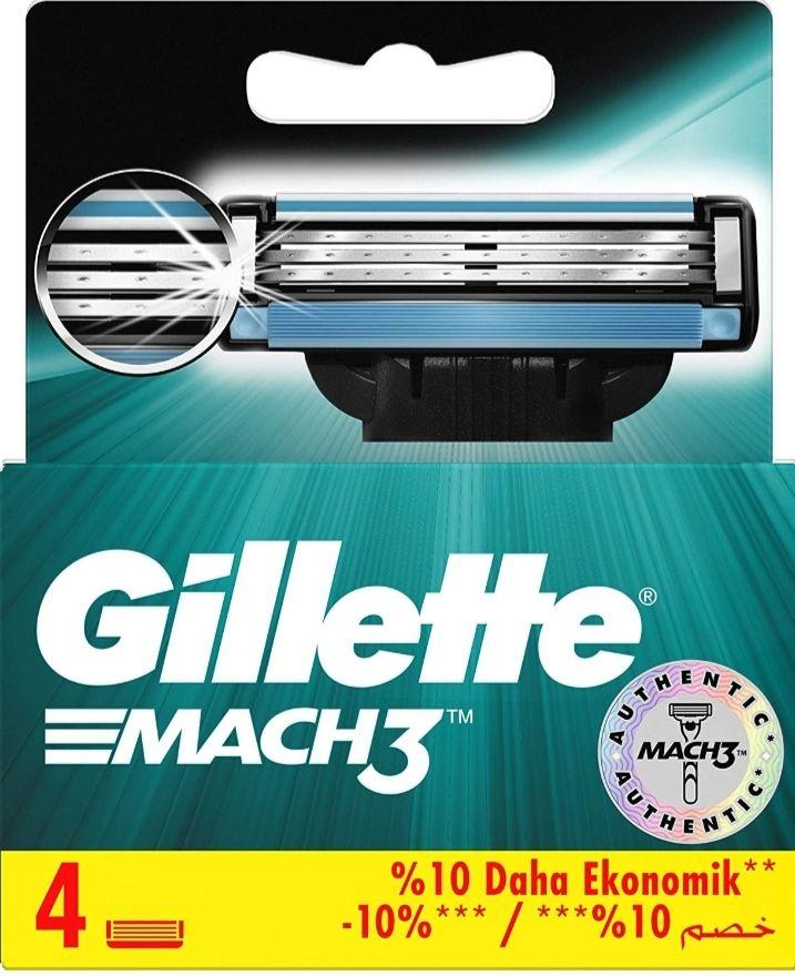 Pack 4 Gillette Match3
